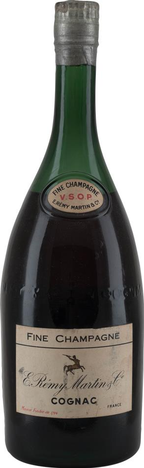 Remy Martin VSOP Cognac  2.5L Fine Champagne Bot.1950s