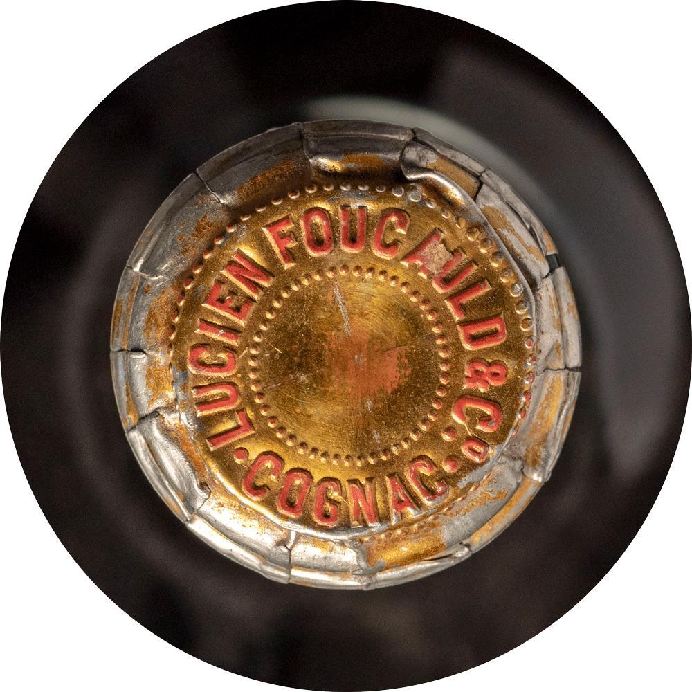 Cognac 1878 Lucien Foucauld & Co