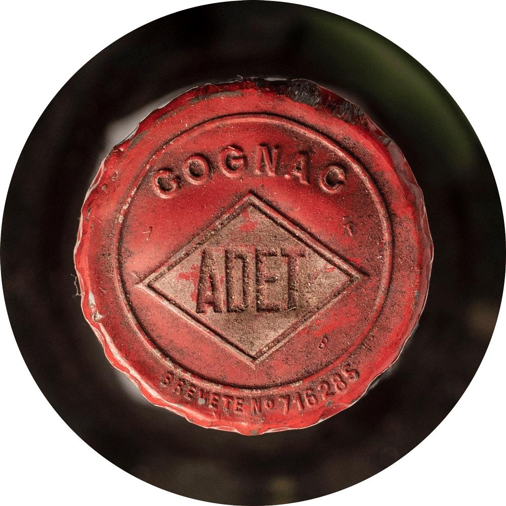 Cognac 1940 Adet Seward & Co