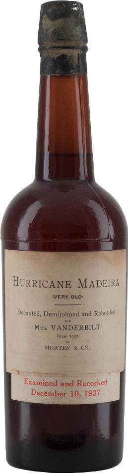Madeira Hurricane 1790 Vanderbilt (9564)