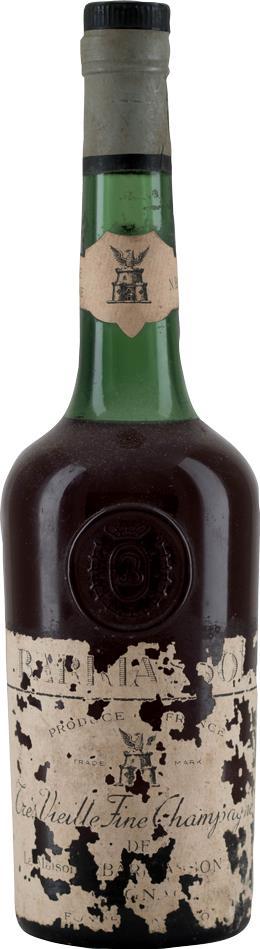 Cognac Barriasson Tres Vielle 70cl 1950s (9565)