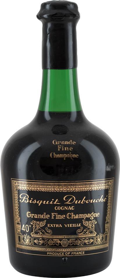 Cognac Bisquit-Dubouché Extra Vieille 40YO (9566)