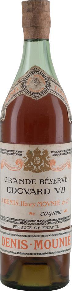 Cognac Denis-Mounié Grande Réserve, Edouard VII (9573)