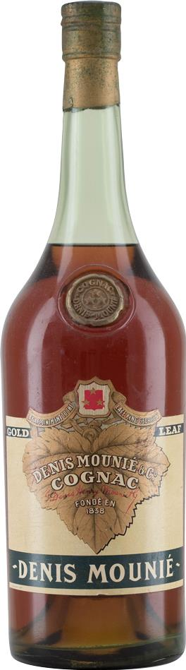Cognac Denis-Mounié Gold Leaf (9574)