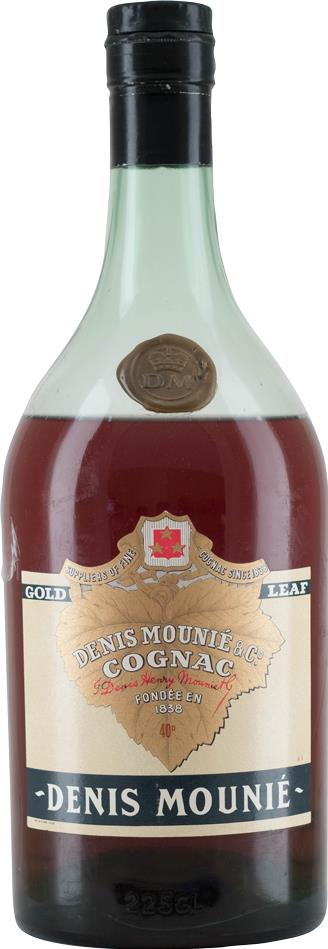 Cognac Denis-Mounié Gold Leaf 2.5L (9575)