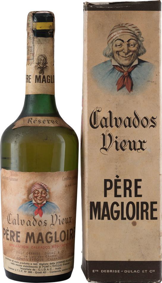 Calvados Père Magloire Vieux Réserve