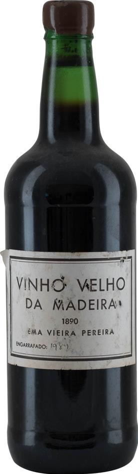 Madeira 1890 Pereira EVP