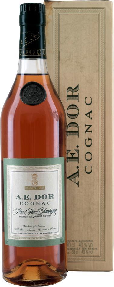 Cognac A.E. DOR Rare Fine Champagne 1970's (20508)
