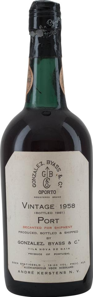 Port 1958 Gonzalez Byass (9855)