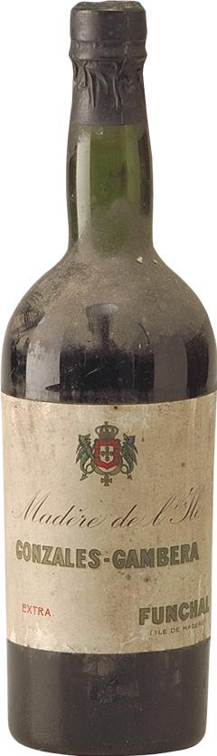 Madeira Gonzales-Gambrera Extra (2087)