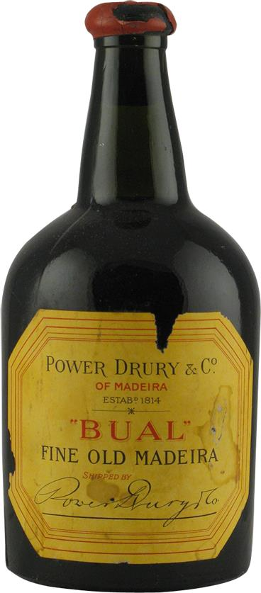 Madeira Power & Drury, Bual (2090)