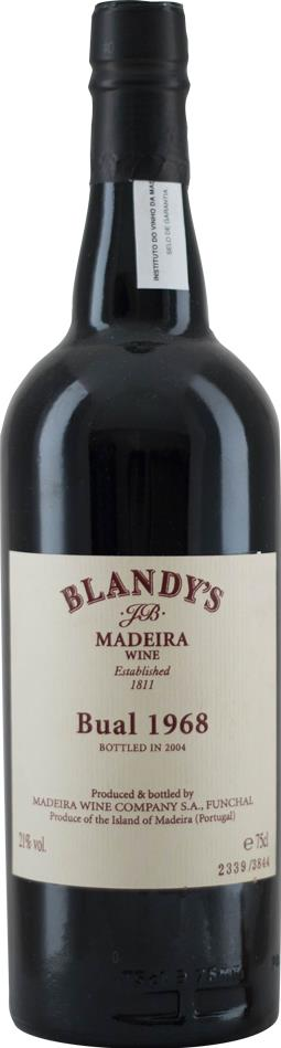 Madeira 1968 Blandy's