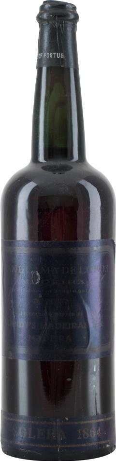 Madeira 1864 Blandy's (9945)