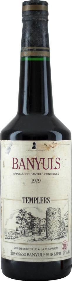 Dessert Wine 1979 Banyuls (9949)