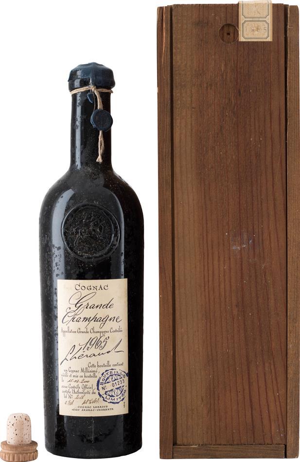 Cognac 1965 Lheraud