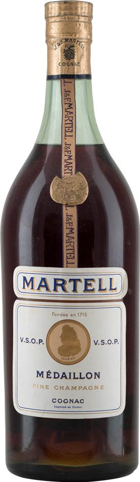 Cognac 1970 VSOP Medallion Martell J. & F. (9968)