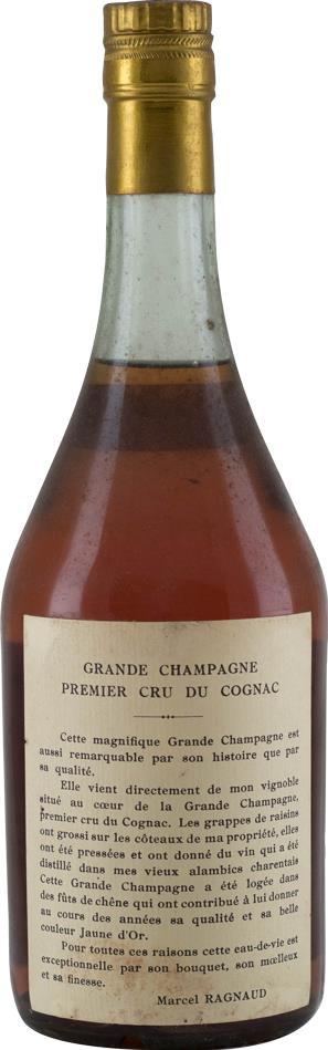 Cognac M. Ragnaud Réserve Speciale