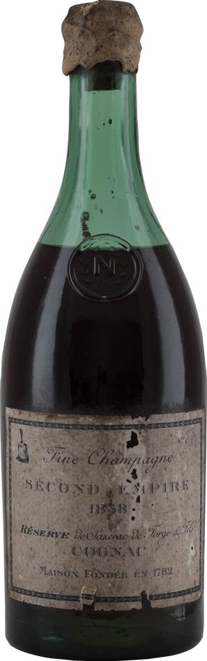 Cognac 1858 Sazerac de Forge & Fils (10008)