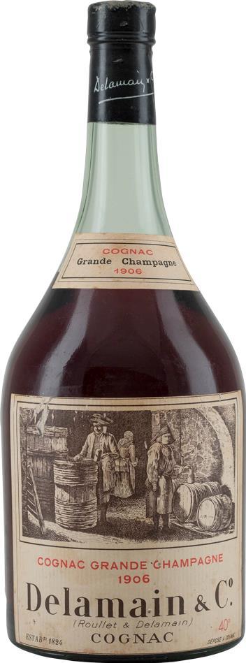 Cognac 1906 Delamain Magnum (10025)