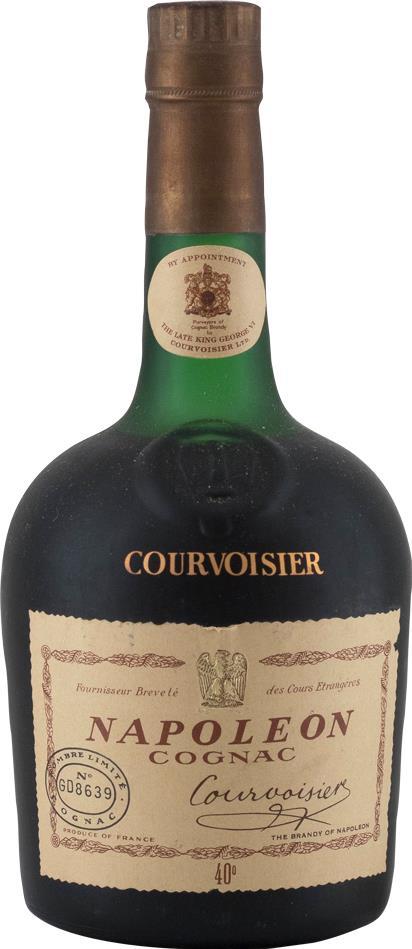 Cognac Courvoisier Napoléon