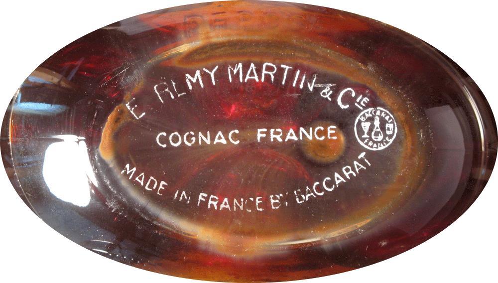 Cognac Rémy-Martin Louis XIII Rarest Reserve 1960s