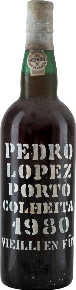 Port 1980 Pedro Lopez