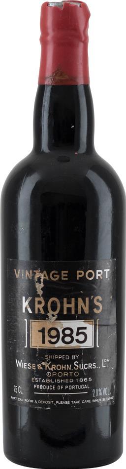 Port 1985 Wiese & Krohne