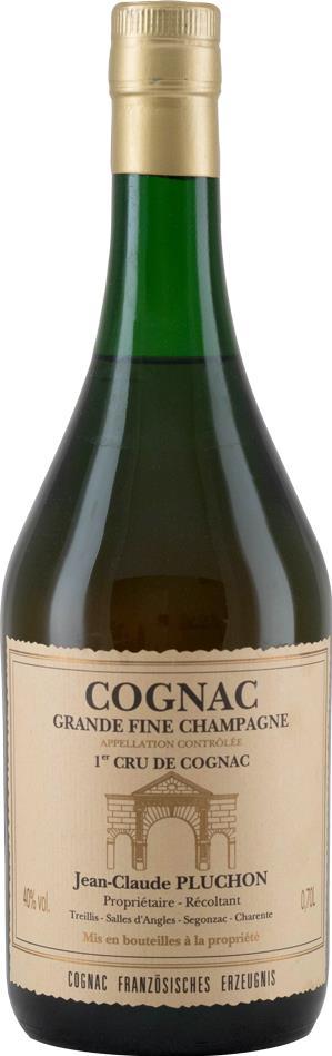 Cognac NV Jean-Claude Pluchon (10181)