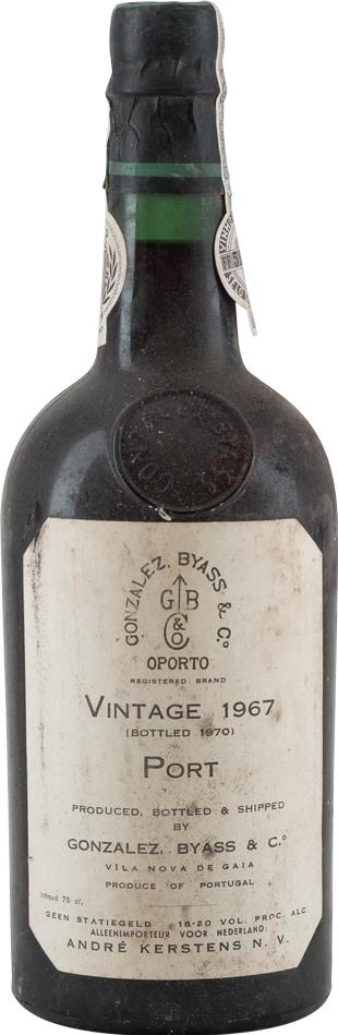Port 1967 Gonzalez Byass (10207)