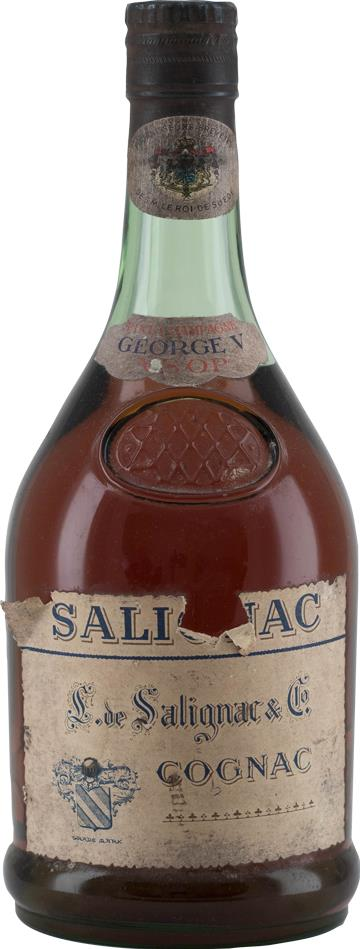 Cognac 1960's Salignac (10208)