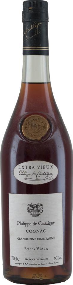 Cognac Philippe de Castaigne Extra Vieux 35 YO (10216)
