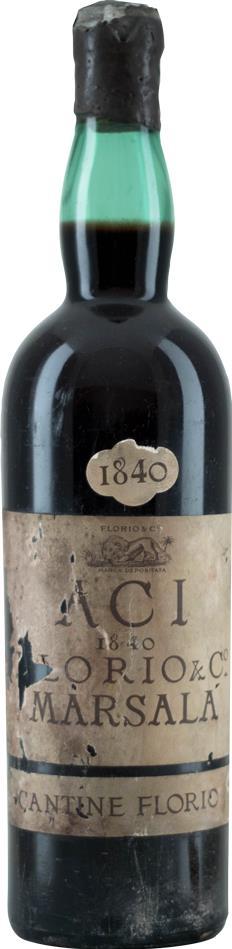 Marsala 1840  Florio & Co (10270)
