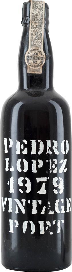 Port 1979 Pedro Lopez