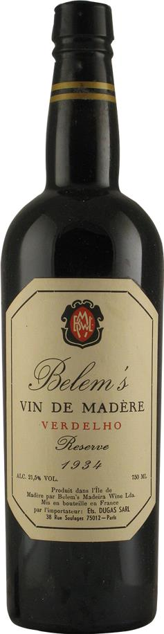 Madeira 1934 Belem's (2165)