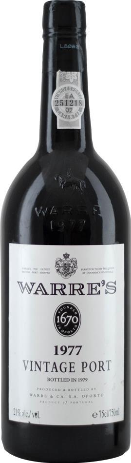 Port 1977 Warre (10448)