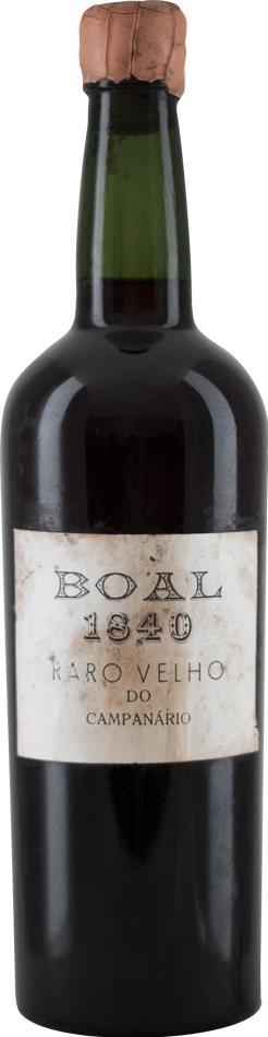 Madeira 1840 Boal Raro Velho do Campanario (10464)