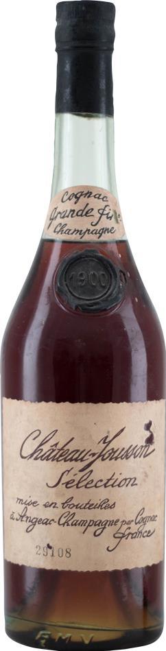 Cognac 1900 Chateau Jousson (10483)