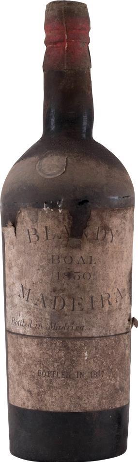 Madeira 1850 Blandys (10503)