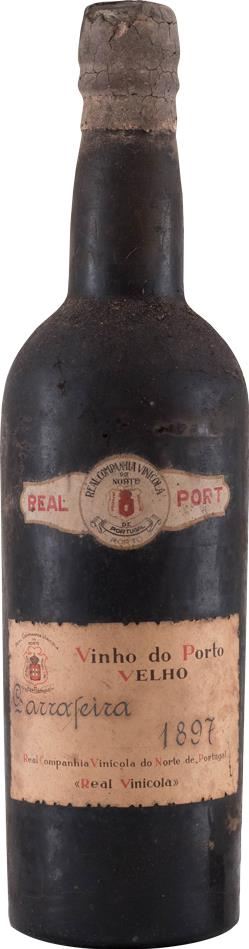 Port 1897 Real Companhia Vinicola