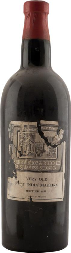 Madeira 1860 Berry Brothers & Rudd (2187)