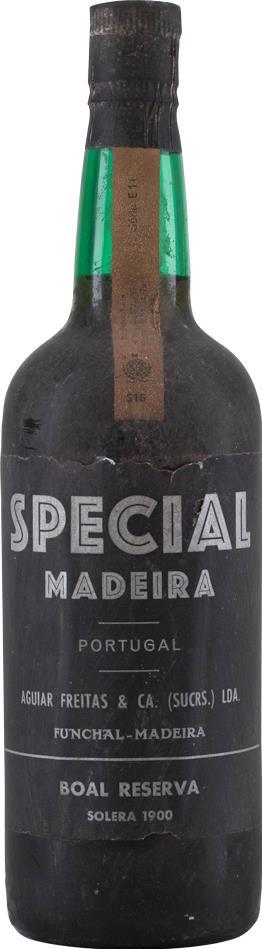Madeira 1900 Aguira Freitas Boal Solera (10712)