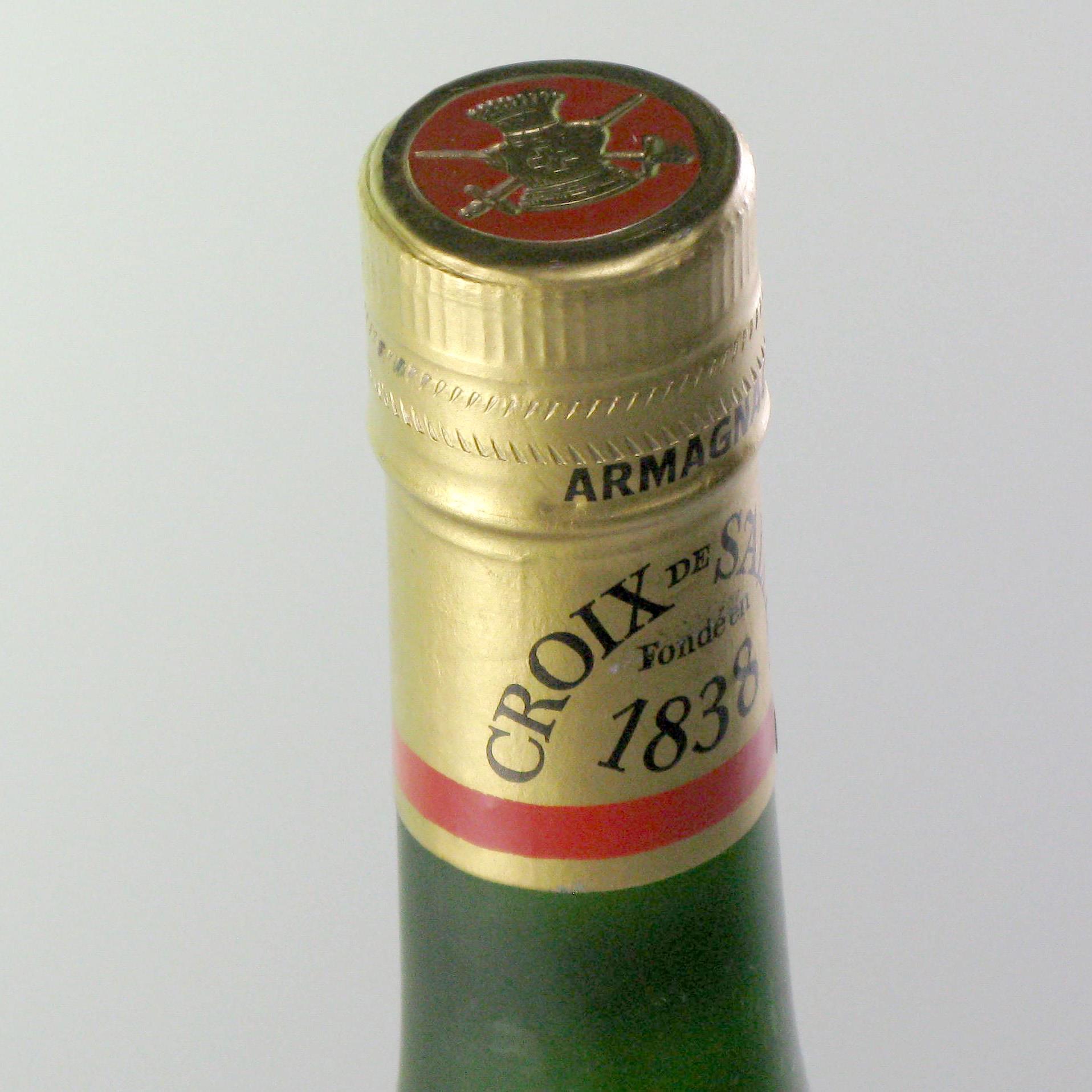 Armagnac 1906 Croix de Salles