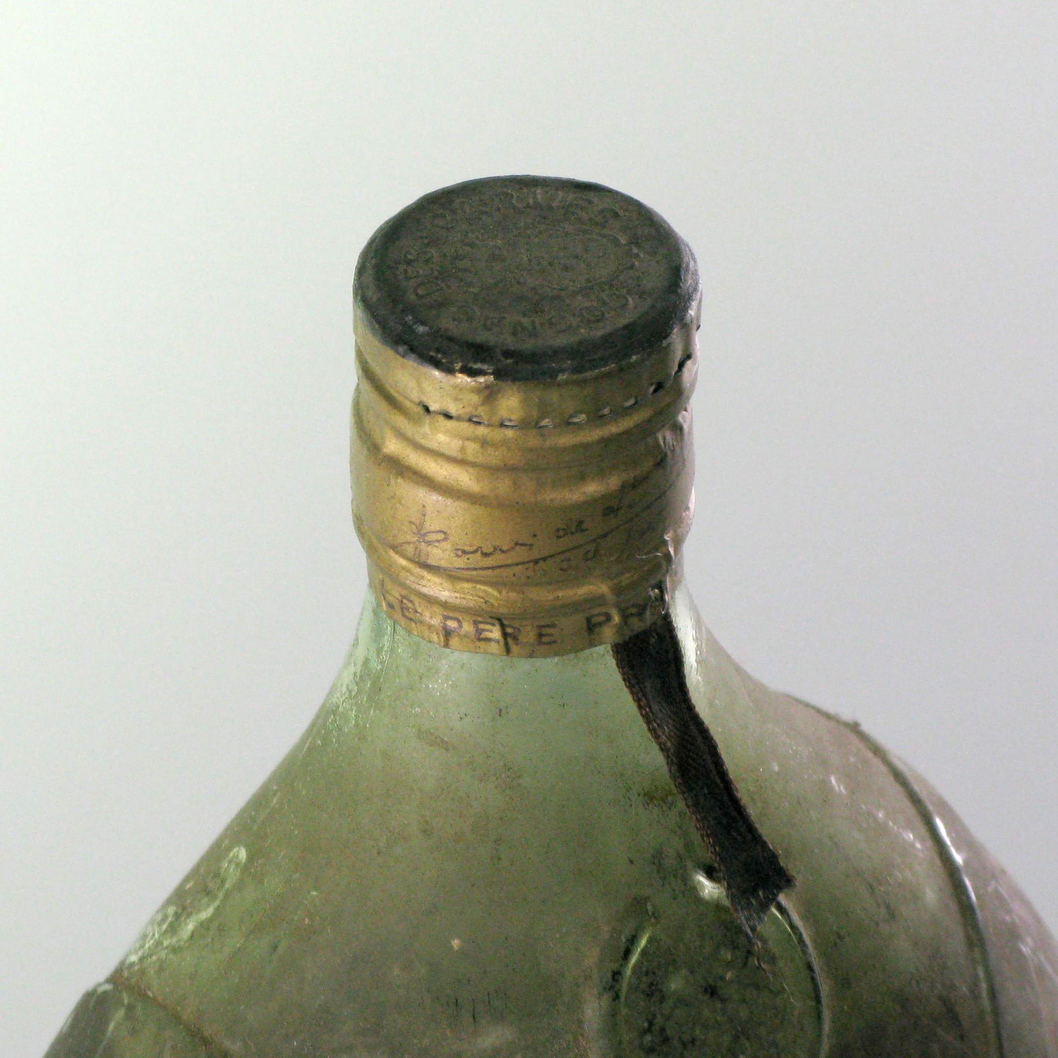 Cognac 1929 Gouin Cognac des Carmes Carafe