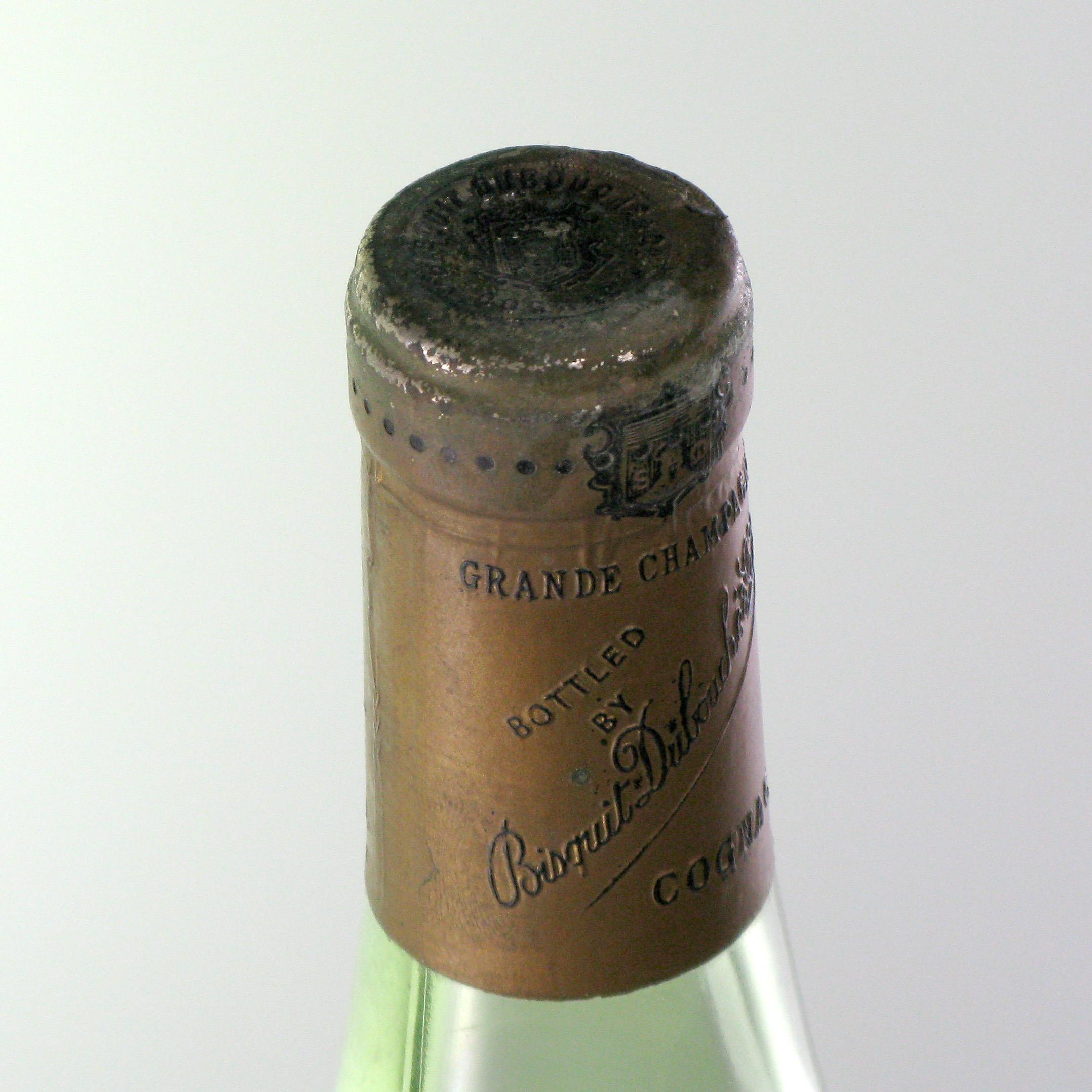 Cognac 1898 Bisquit Dubouché Grande Fine Champagne,