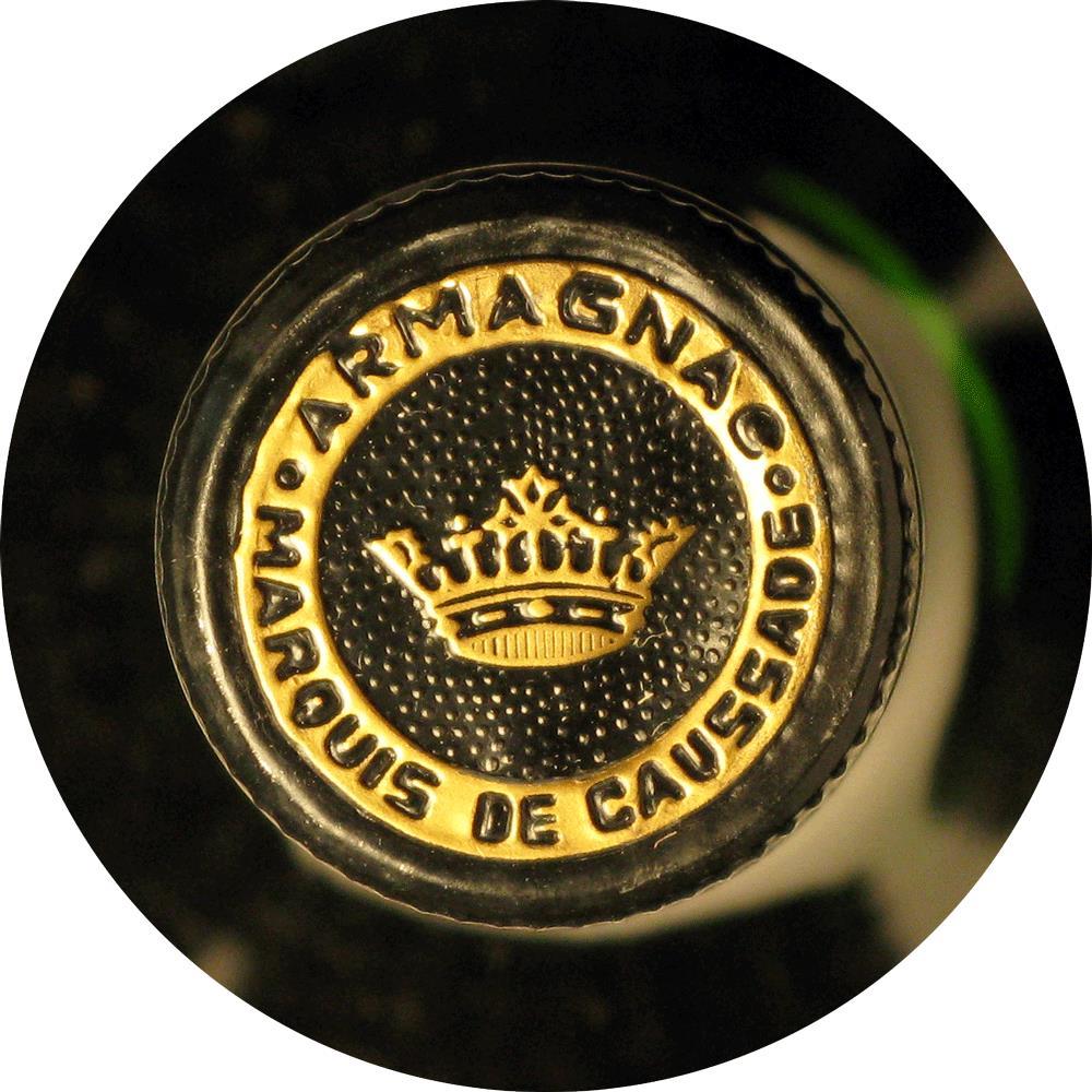 Armagnac 1968 Marquis de Caussade