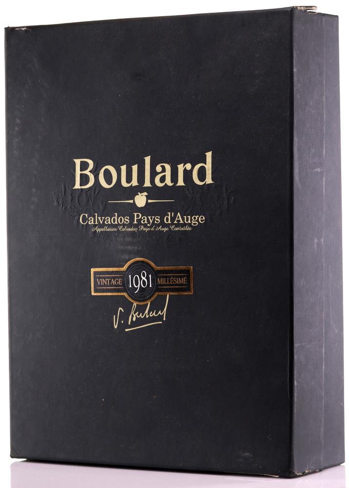 Calvados 1981 Boulard