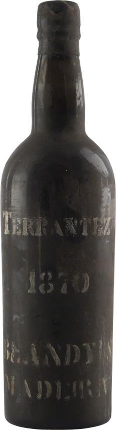 Madeira 1870 Blandys Terrantez (2226)