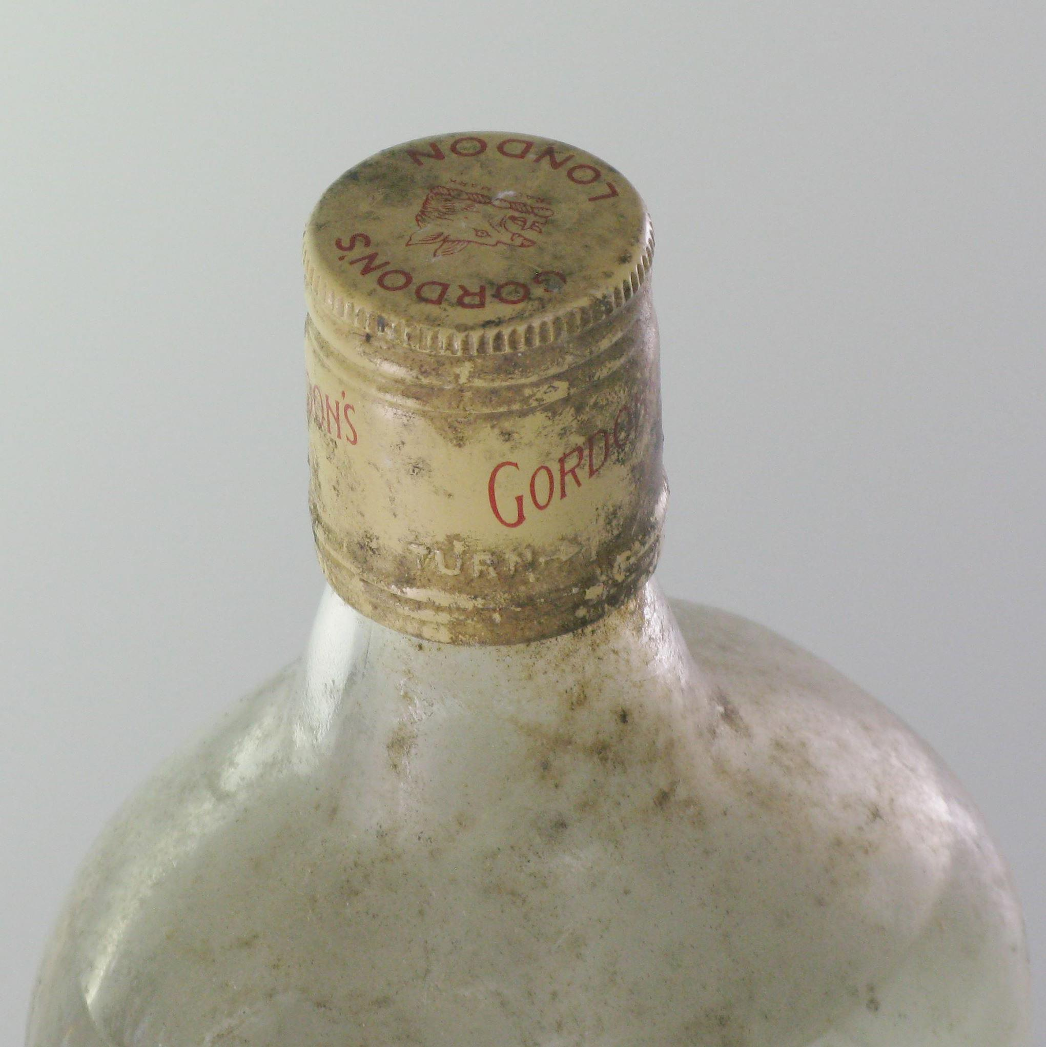 Gordon's London Dry Gin 1970s