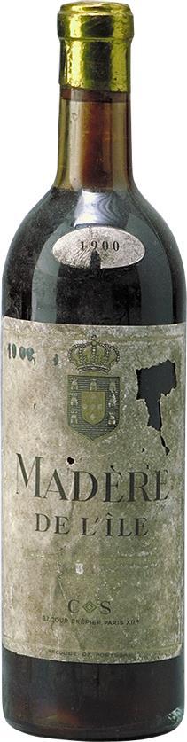 Madeira 1900 Maison du Montcel (2227)