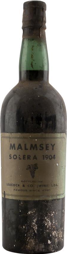 Madeira 1904 Leacock's, Malvasia (2230)